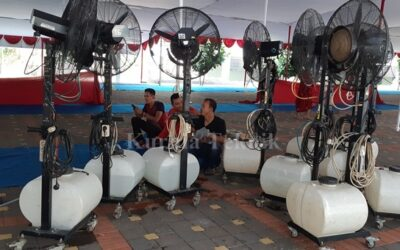 Sewa Cooling Fan Murah Mulai dari 300 Ribuan, Melayani Jabodetabek